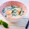 Spicy Thai Coconut Shrimp Soup