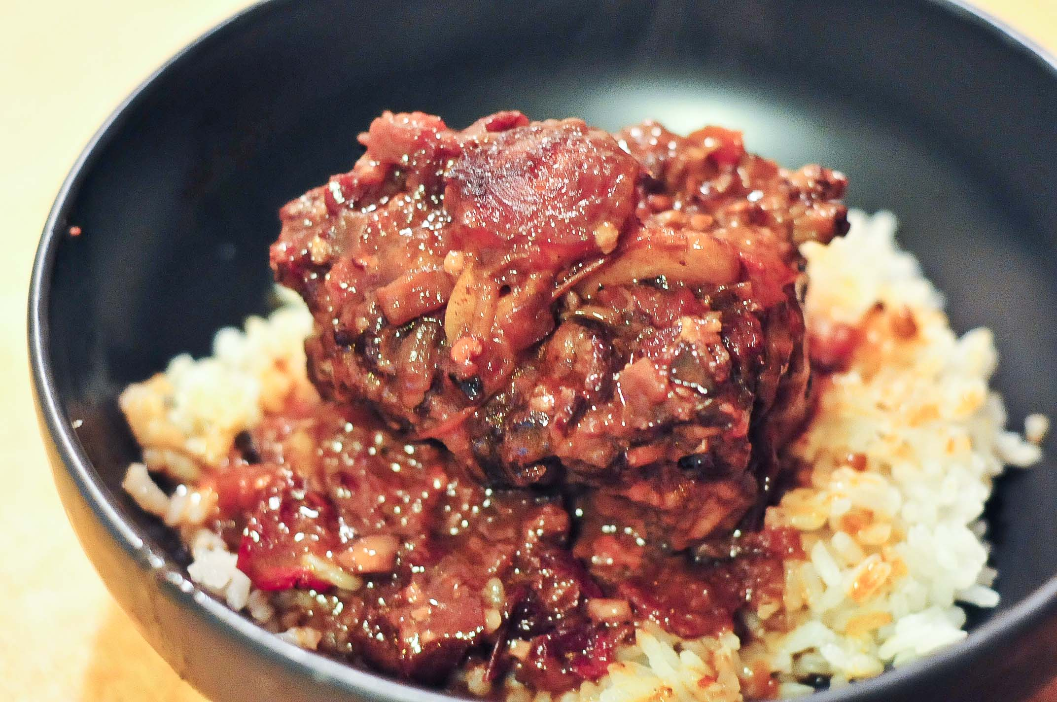 Oxtails Scare Me A Bit Not Really Because Of What They Are But The Gamey Ness Is Hard To Tackle At Times This Recipe Was Inspired By Carne Asada