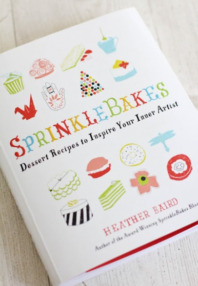 DIY Chocolate Molds & SprinkleBakes Cookbook Review plus Giveaway - Domestic Fits