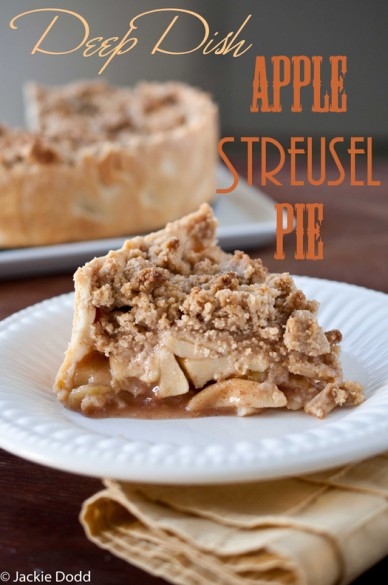 ' ' from the web at 'http://domesticfits.com/wp-content/uploads/2012/11/Deep-Dish-Apple-Streusel-Pie3-p-388x585.jpg'