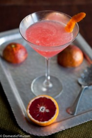 Blood and Glory Blood Orange Cocktail 4