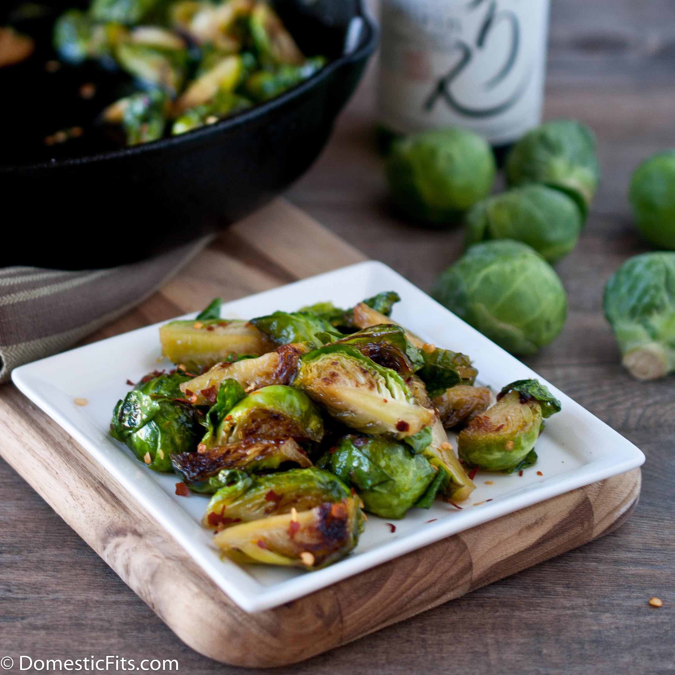 Mirin Brussels Sprouts3
