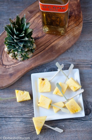 Rum Soaked Pineapple Pops3