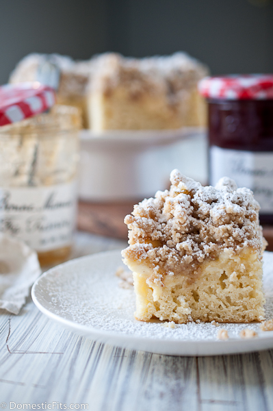 Cream Cheese and Jam Crumb Cake2