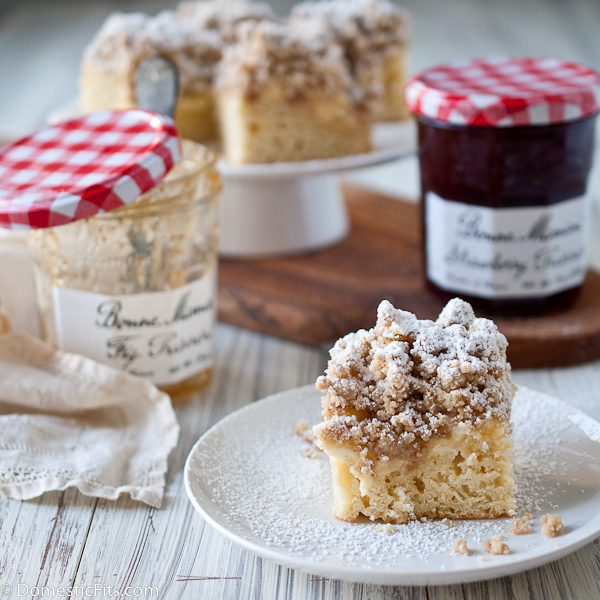 Cream Cheese and Jam Crumb Cake3