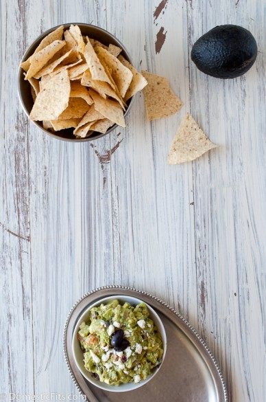 Greekamole: Greek Guacamole