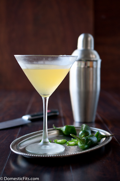 Jalapeno Peach Martini_