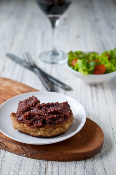 How to make The Perfect Breaded Pork Chop, with Merlot Cherry Onion Jam