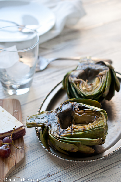 Grilled Artichokes5