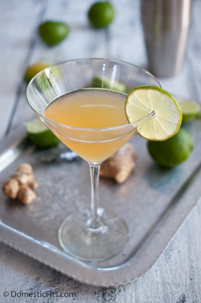 Ginger Lime Daiquiri