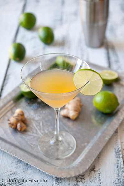 Ginger Lime Daiquiri3