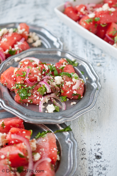 Grilled Watermelon Salad6