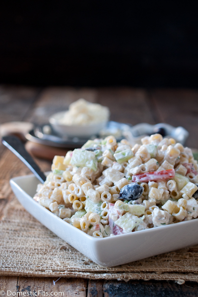 Greek Pasta Salad2