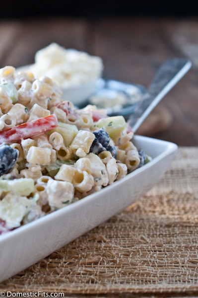 Greek Pasta Salad5
