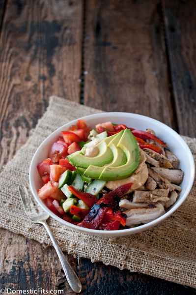 California Quinoa Bowl