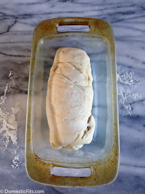 How to make easy homemade sandwich bread10